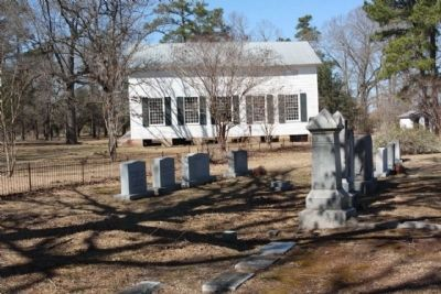 Rembert Cemetery and Church image. Click for full size.