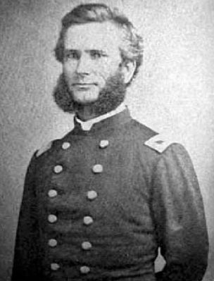 <center>Col. Daniel Chaplin, C.O. 1st Maine Volunteer Heavy Artillery image. Click for full size.