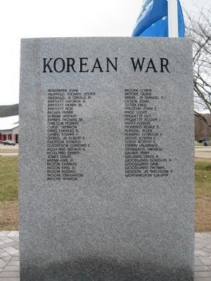 Kent Veterans Monument image. Click for full size.