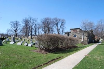 Canfield Cemetery image. Click for full size.