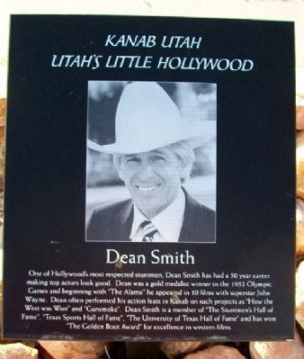 Dean Smith Marker image. Click for full size.