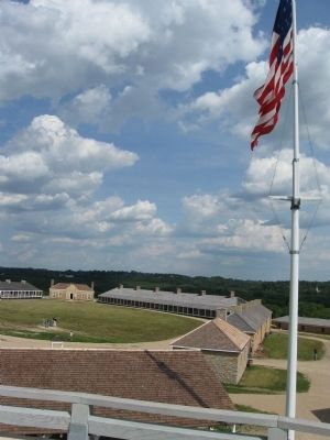 Nearby Fort Snelling image. Click for full size.