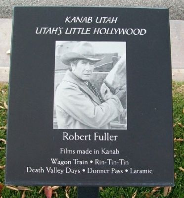 Robert Fuller Marker image. Click for full size.