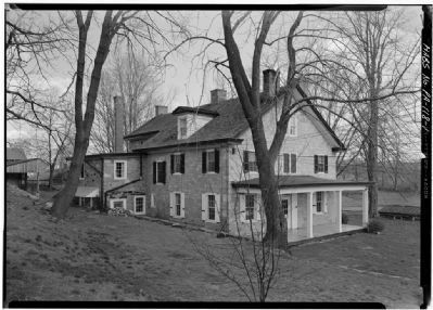 Sharpless House (Walker House) image. Click for full size.