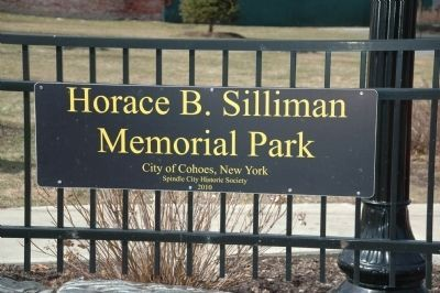 Horace B. Silliman Memorial Park image. Click for full size.