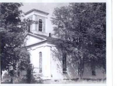 Duanesburg Reformed Presbyterian Church image. Click for full size.