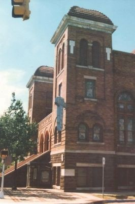16th Street Baptist Church image. Click for full size.