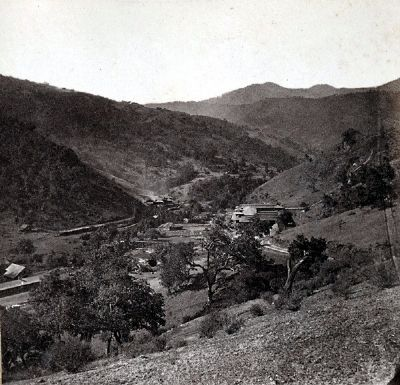 New Almaden Quicksilver Mine image. Click for full size.