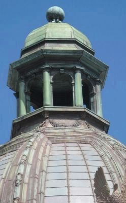 The Dome Architectural Detail Photo, Click for full size