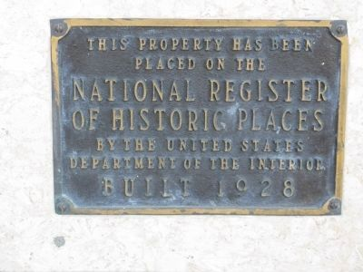 Fox Theater National Register of Historic Places Marker Photo, Click for full size