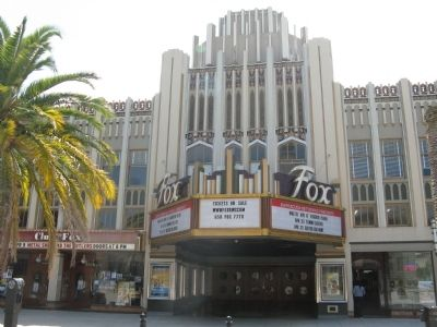Fox Theater Photo, Click for full size