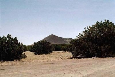 Sunset Crater Volcano image. Click for full size.