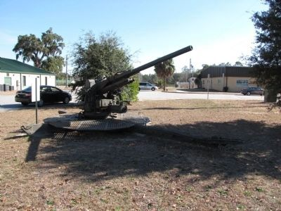 M1A1 90mm Anti-Aircraft Gun image. Click for full size.
