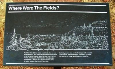 Where Were The Fields? Marker Photo, Click for full size