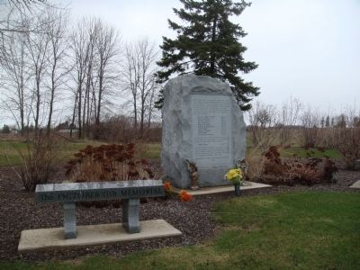 October 11th Memorial Marker Photo, Click for full size