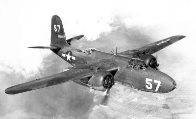 Douglas A20G Havoc Photo, Click for full size