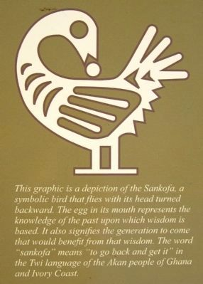 Sankofa image. Click for full size.