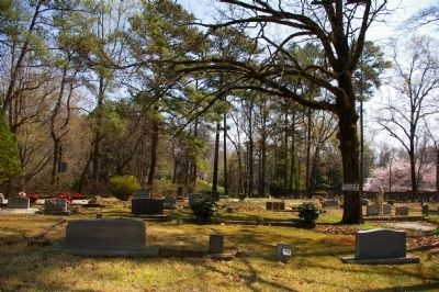 Pleasant Hill Cemetery image. Click for full size.