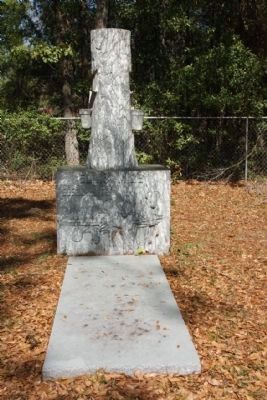 Ellis Mize Grave, as mentioned Photo, Click for full size