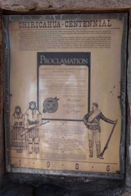 Side 4 -The Proclamation image. Click for full size.