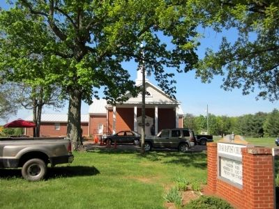 Zoar Baptist Church image. Click for full size.