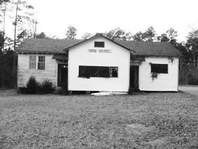 Hope Rosenwald School image. Click for full size.