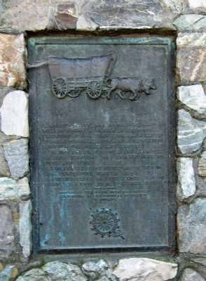 Knight's Ferry Marker image. Click for full size.
