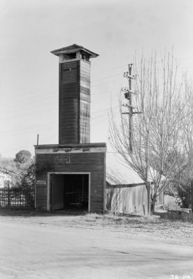 Knight's Ferry Firehouse image. Click for full size.