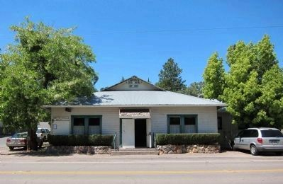 Community Club House - Established 1923 (17601 Sonora Road) image. Click for full size.