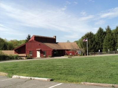Fosterfields Living Historical Farm Visitor Center image. Click for full size.