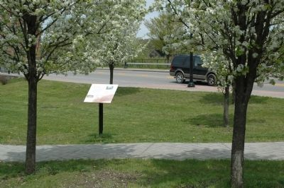 The Erie Canal Marker Photo, Click for full size