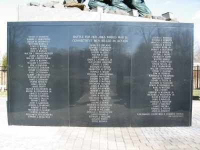 National Iwo Jima Memorial Photo, Click for full size