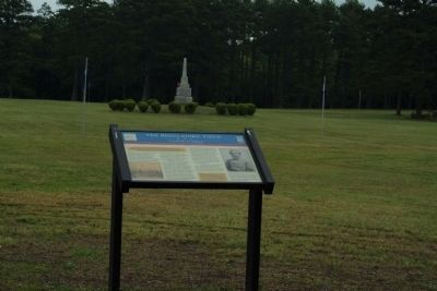 The Regulators' Field Marker in Foreground image. Click for full size.