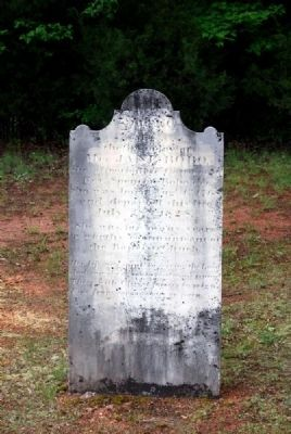 Jane Bobo Tombstone image. Click for full size.
