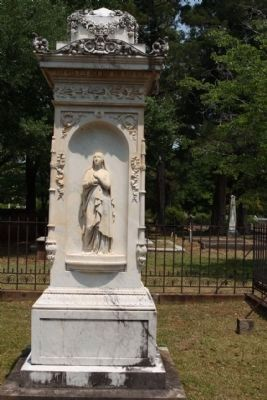 Memory Hill Cemetery, Elizabeth Taylor Jordan image. Click for full size.