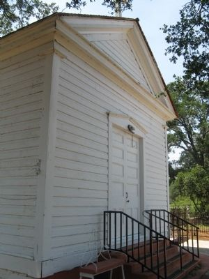 Front of the Church Building image. Click for full size.