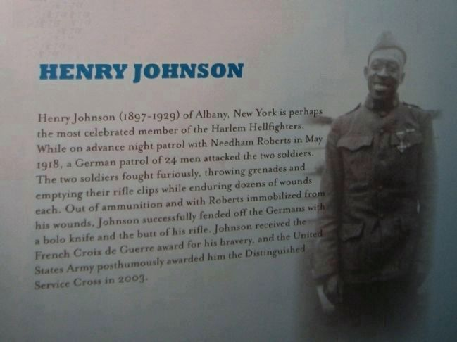 Henry Johnson Photo, Click for full size