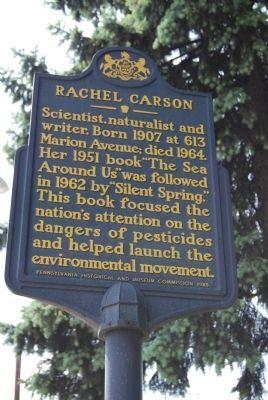 rachel carson silent spring full pdf
