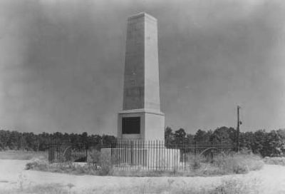 Battle of Cowpens Monument image. Click for full size.