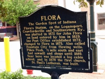 Flora Marker image. Click for full size.