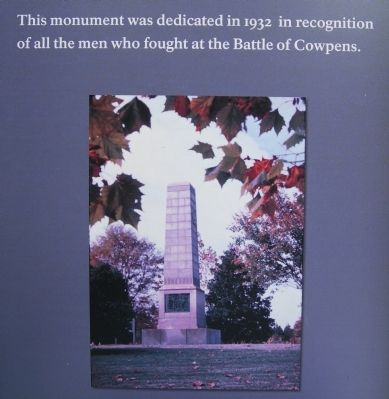 U.S. Memorial Monument Marker Photo, Click for full size