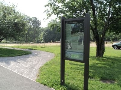 Marker at Sagamore Hill National Historic Site image. Click for full size.