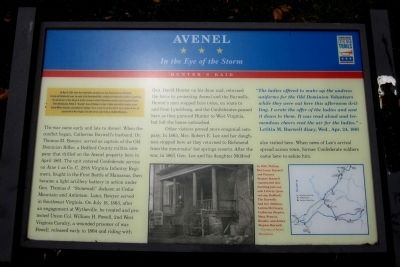 Avenel CWT Marker image. Click for full size.