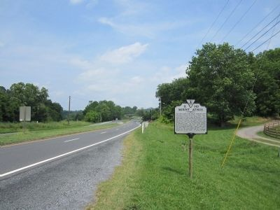 US Rt 460 (facing east) image. Click for full size.