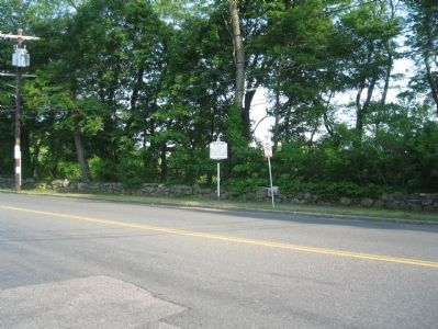 Watertown Marker - Far View image. Click for full size.