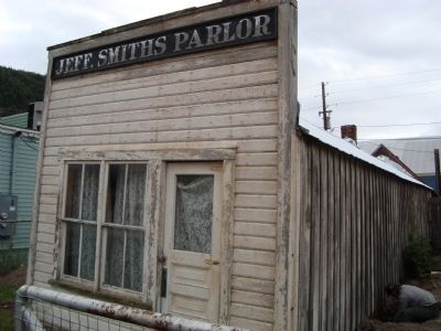 Jeff. Smith�s Parlor Photo, Click for full size