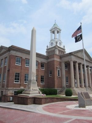 Bedford County Court House image. Click for full size.