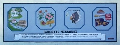 Sarcoxie, Missouri Mural Photo, Click for full size