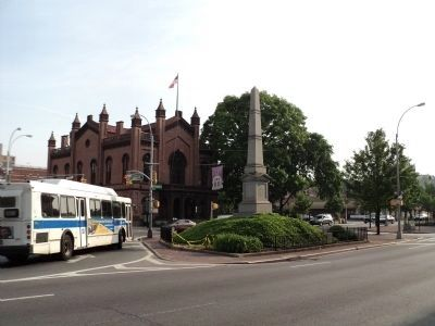Civil War Monument in Queens image. Click for full size.