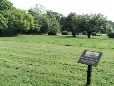 Marker at Sagamore Hill image. Click for full size.